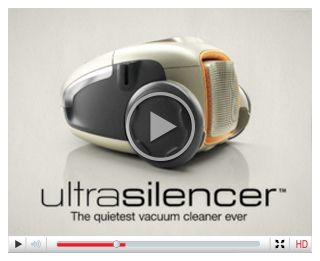 Electrolux UltraSilencer TV Ad